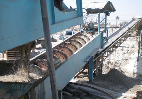 沙石分离机械